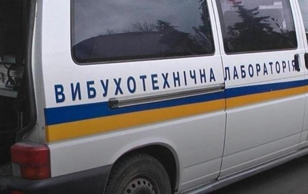 У Києві поліція перевіряє масове мінування