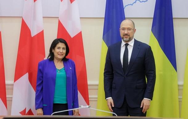 Україна і Грузія посилюють співпрацю