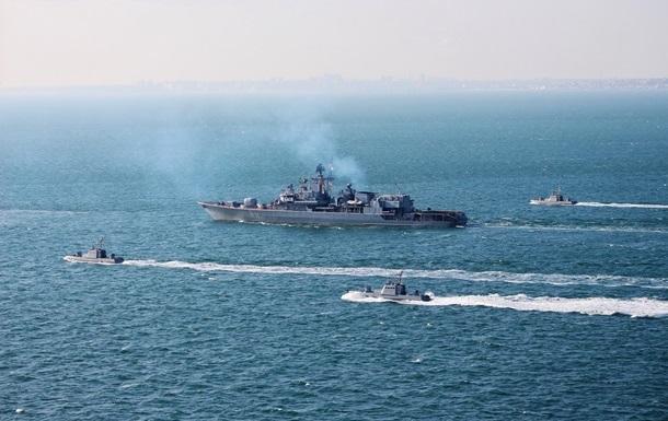 В ВМС уточнили масштабы учений Си Бриз-2021