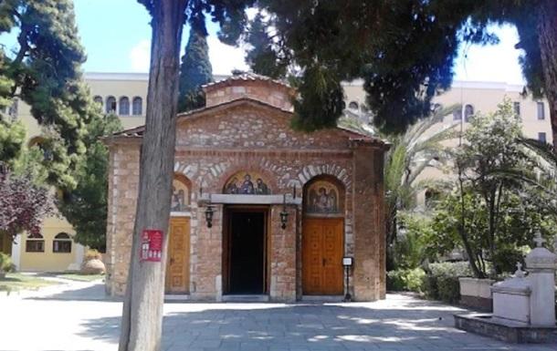 В Греции священник облил кислотой семь митрополитов – СМИ