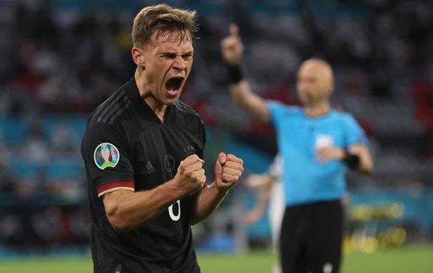 Німеччина важко вирвала нічию у Угорщини та пробилася в плей-офф