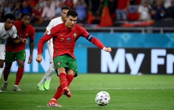 Али Даеи поздравил Роналду, который повторил его мировой рекорд по голам за сборную