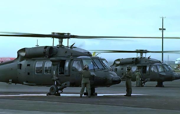 На Філіппінах розбився військовий вертоліт, шість жертв