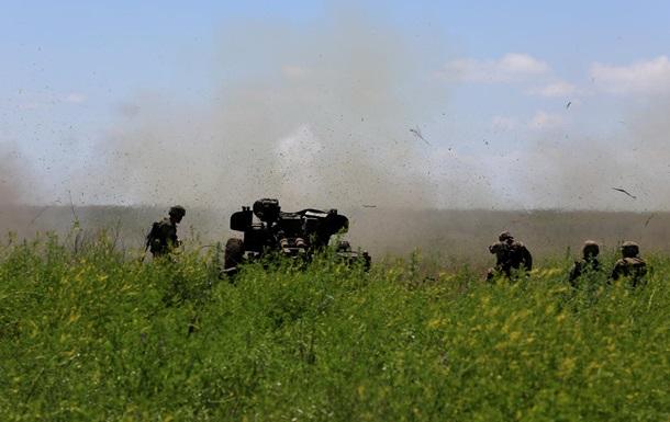 Обострение на Донбассе: 22 обстрела, потерь нет