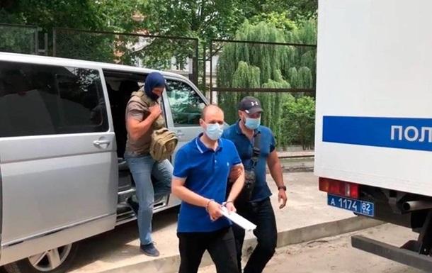 Житель Симферополя собирал данные о военной авиации – ФСБ