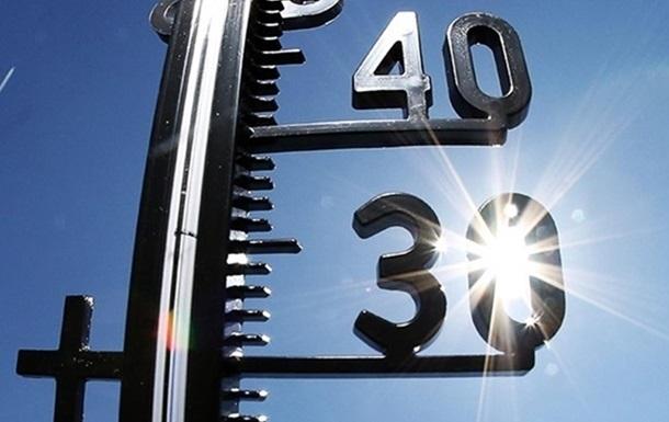 На Закарпатті зафіксували рекордну за 130 років спеку