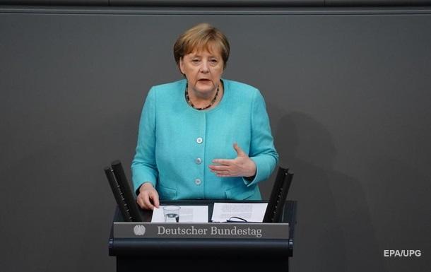 Меркель виступила за прямий діалог ЄС з Росією