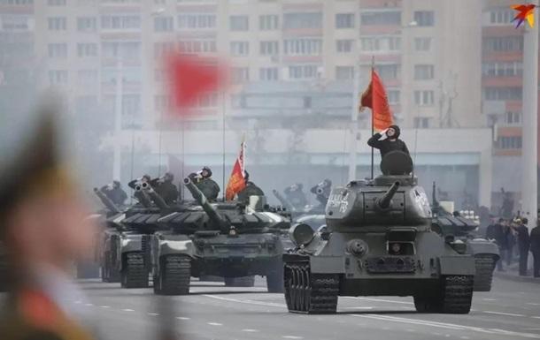 У Мінську вперше за 22 роки можуть скасувати військовий парад - ЗМІ