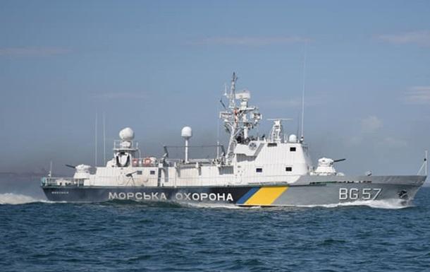На Азове строят базу для морской охраны по стандартам НАТО