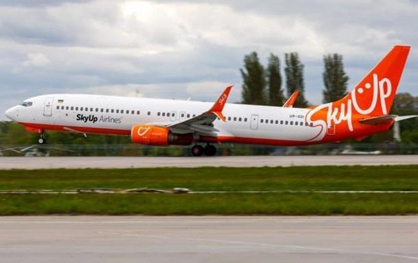 На авиарейсе Киев-Батуми произошла внештатная ситуация