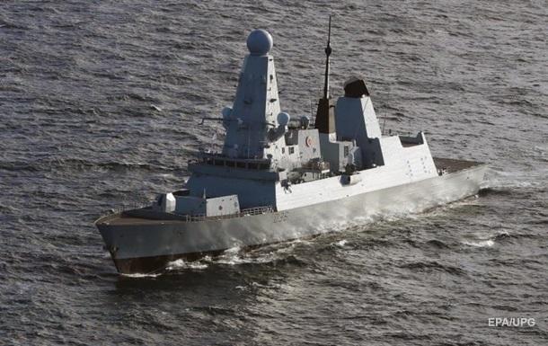 Капитан эсминца подтвердил стрельбу флота России