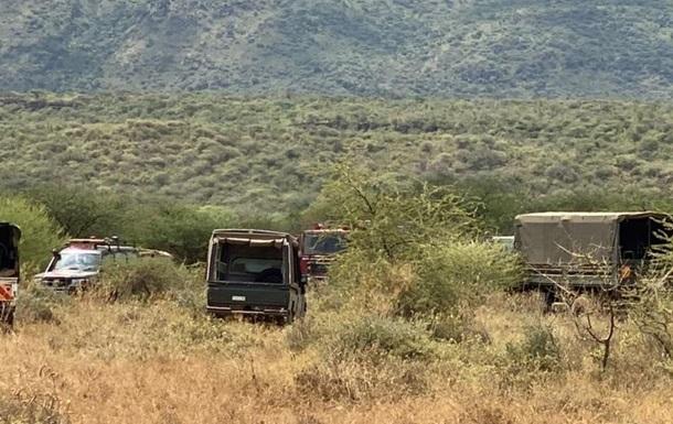 Аварія вертольота в Кенії: загинули десять військових