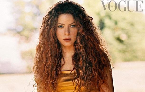 Шакіра знялася для мексиканського Vogue