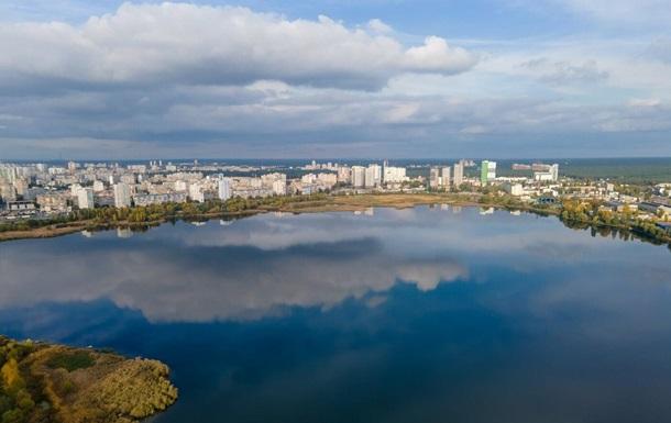 У Києві може з явитися нова паркова зона біля озера Вирлиця
