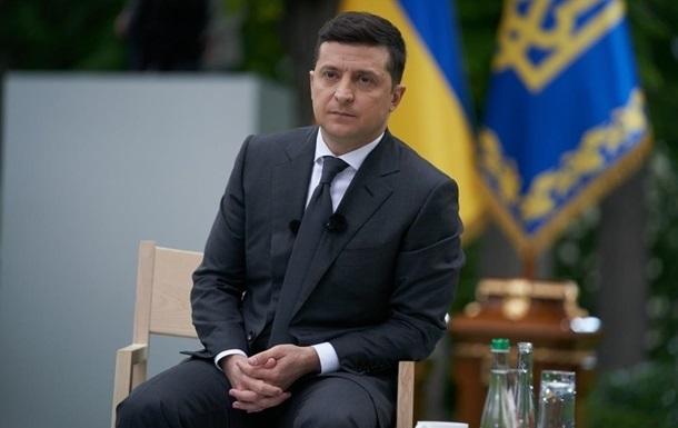 Зеленский допустил отсоединение Донбасса