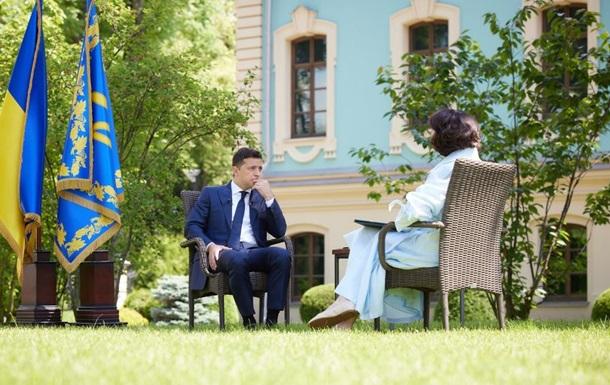 Зеленский назвал своих  конкурентов  на выборах