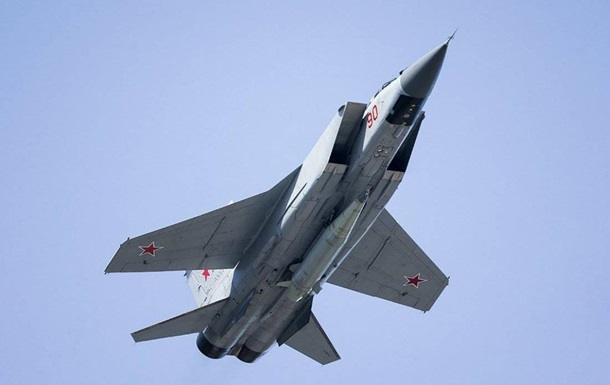 Росія проводить навчання з носіями гіперзвукових ракет у Середземному морі