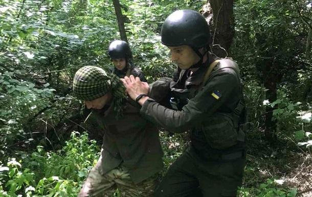 В Ужгороді прикордонники провели навчання