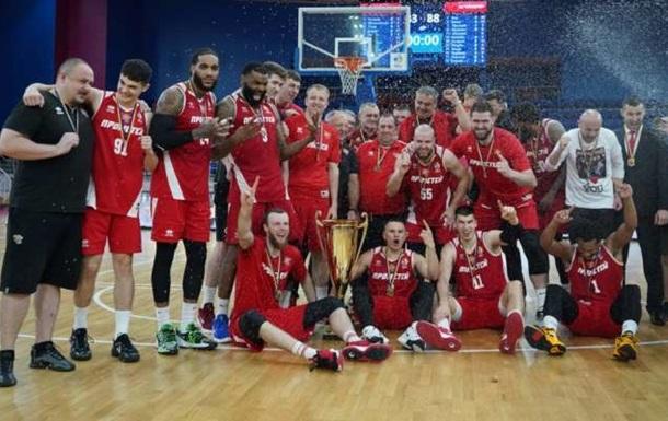 Прометей получил разрешение сыграть в баскетбольной Лиге чемпионов