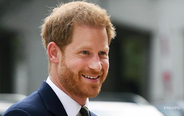 Принц Гаррі прилетів у Лондон і побачиться із братом - ЗМІ