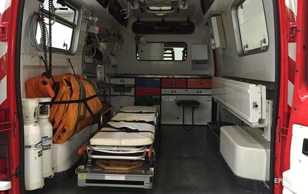 В Виннице крановщик повредил ЛЭП: погиб человек, часть города обесточена