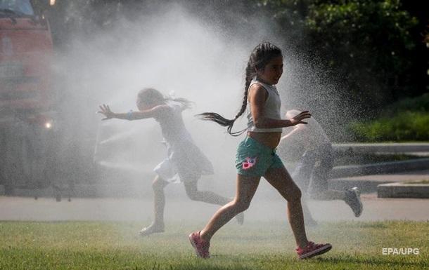 Июль может стать самым жарким в Украине за 30 лет – метеорологи