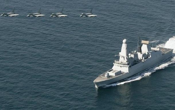 Прорахунок з РФ може привести до війни - начштабу оборони Британії