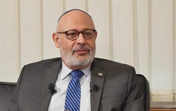 Посол Ізраїлю засумнівався, що Голодомор - геноцид українців