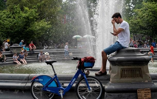 Рекордная жара. Прогноз погоды в Украине на июль