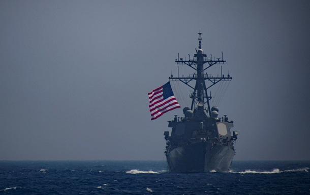 Підтримка України. У Чорне море увійшов есмінець США