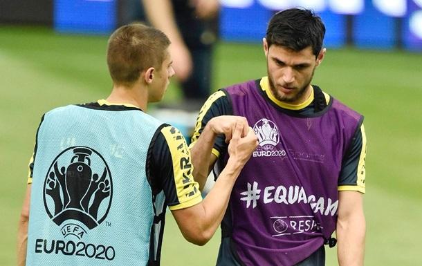 Яремчук не тренувався у загальній групі за три дні до матчу зі Швецією