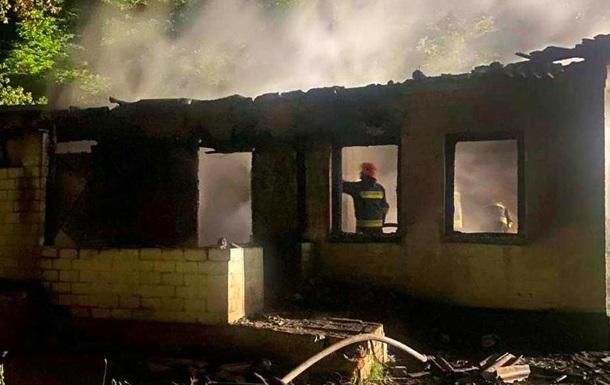 У Чернігівській області під час пожежі загинула сімейна пара