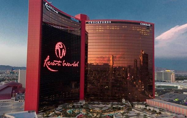 У Лас-Вегасі побудували новий курорт-казино