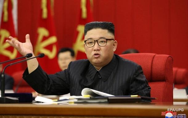 Північна Корея визнала, що Кім Чен Ин схуд