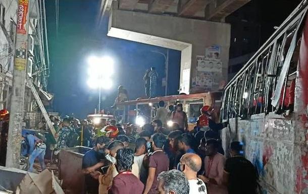 В Бангладеш мощный взрыв: много погибших и раненых