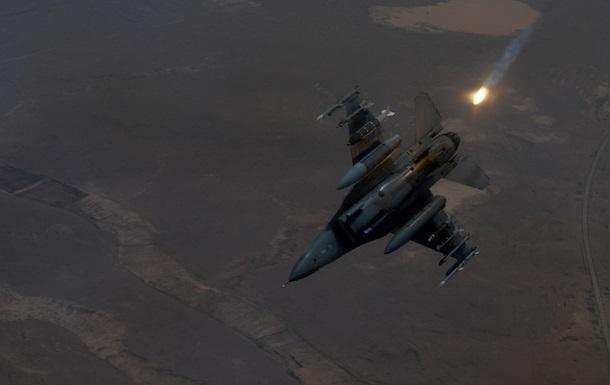 США обстреляли боевиков на границе Сирии и Ирака