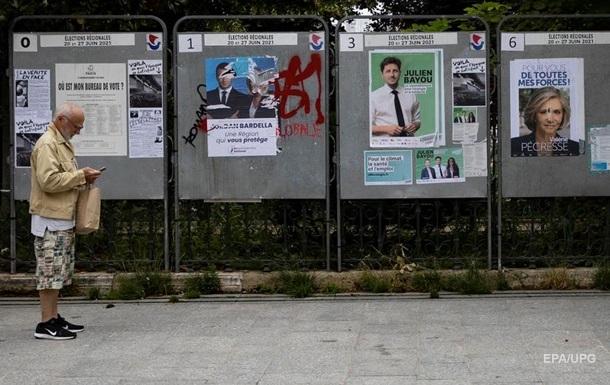 Партія Макрона програла на виборах у Франції