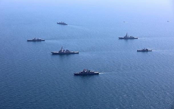 У Чорному морі стартують навчання Sea Breeze