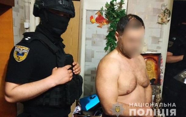 На Київщині затримали серійного викрадача Chevrolet