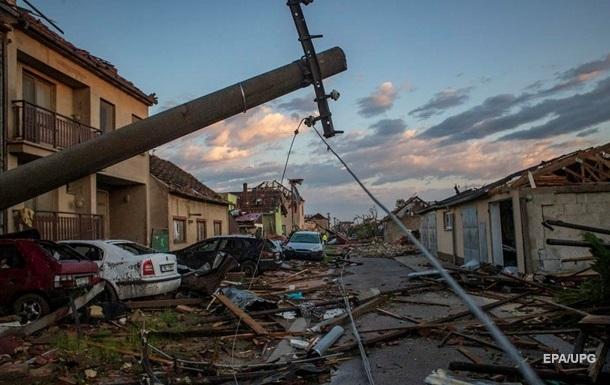 У Чехії зростає кількість жертв торнадо: померла дитина