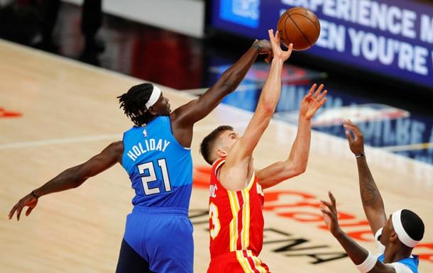 НБА: Милуоки обыграл Атланту и вышел вперед в полуфинальной серии