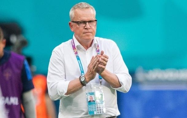 Тренер збірної Швеції: Добре вивчили Україну, сподіваюся, будуть дивіденди