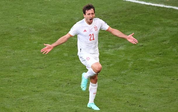 Испания и Хорватия сыграли второй самый результативный матч в истории Евро