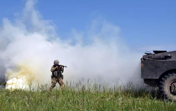 Доба в ООС: обстріли, боєць ЗСУ поранений