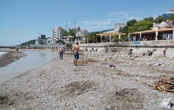 У Криму закриті 83 пляжі