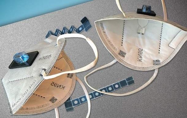 У США створили маску для визначення COVID-19