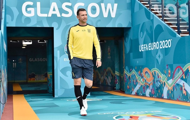 Шевченко назвав рецепт успіху України в матчі зі Швецією