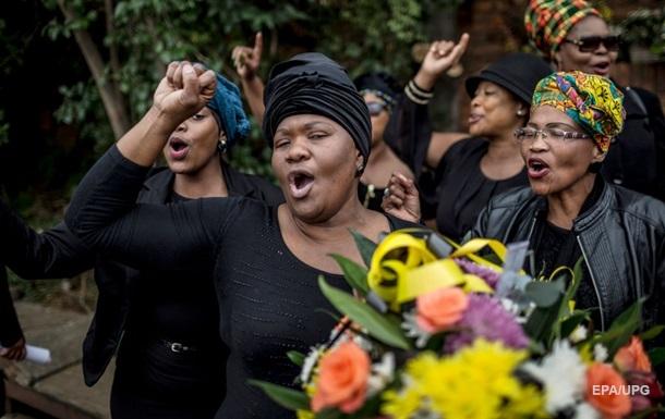 В ЮАР предложили легализовать многомужество