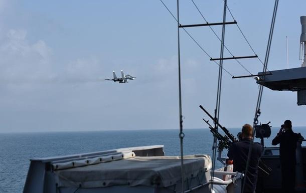 Нидерланды обвинили РФ в  имитации атак  на фрегат в Черном море