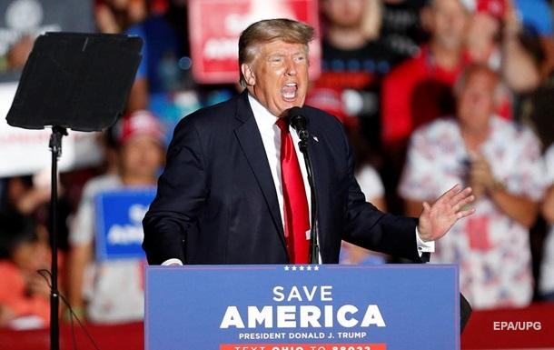 Он возвращается. Трамп снова готов  спасать Америку
